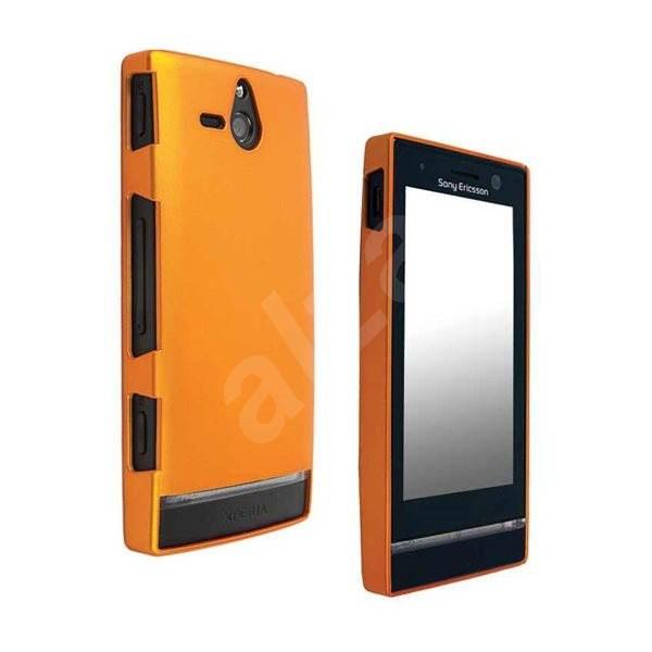 Krusell COLORCOVER Sony Ericsson Xperia U oranžový - Ochranný kryt