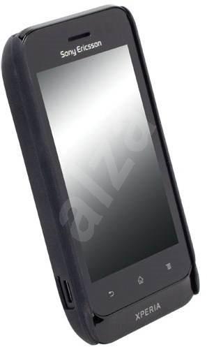 Krusell COLORCOVER pro Sony Xperia Tipo černý - Ochranný kryt  a8f894ce988