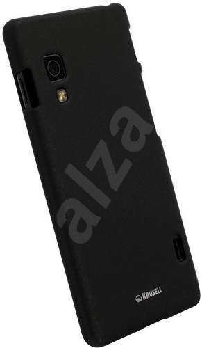 Krusell COLORCOVER LG Optimus L5 II, černá metalíza - Ochranný kryt
