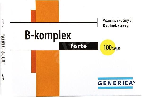 B-komplex forte tbl. 100 - B komplex