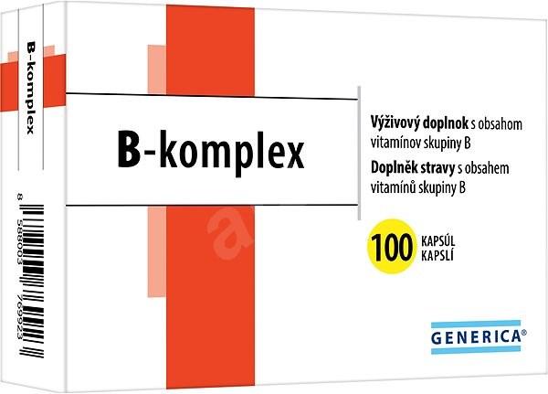 B-komplex cps. 100 - B komplex