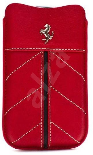 Ferrari California Red vel. L - Pouzdro na mobilní telefon