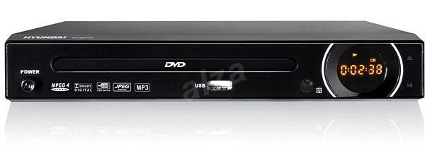Hyundai DV-2-X 227 DU - Stolní DVD přehrávač