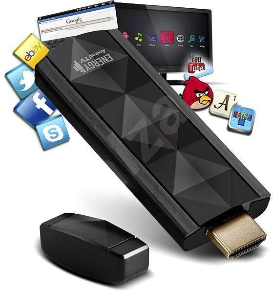 Energy Sistem Android TV Dongle - Multimediální přehrávač