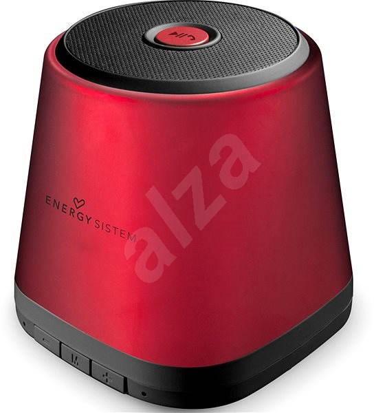 Energy Sistem Music Box BZ1 červený - Reproduktor