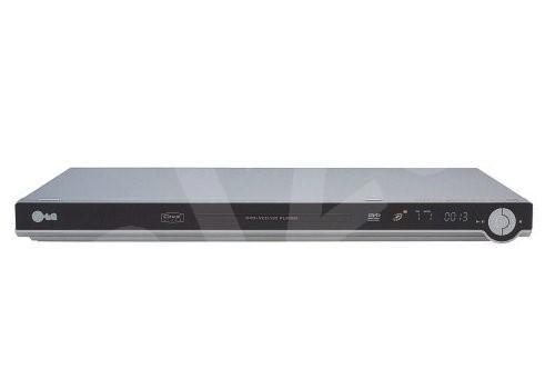 LG DVX-9900 stříbrný (silver), DVD+DivX+Xvid+MP3 přehrávač, slim, NTSC/PAL, DO, scart -