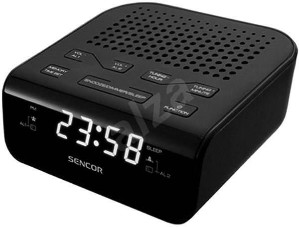 Sencor SRC 136 B černý - Radiobudík