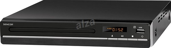 Sencor SDV 2512H - Stolní DVD přehrávač