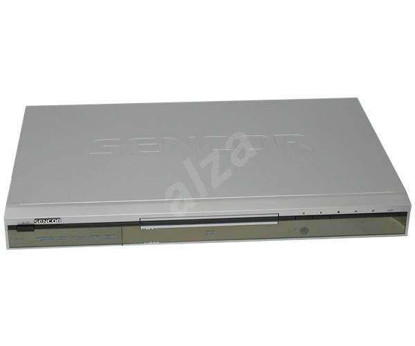 Sencor SDV 9401 stolní DVD, DivX, SVCD, MP3, CD, JPEG přehrávač, čtečka pam. karet, DD/ DTS dekoder -