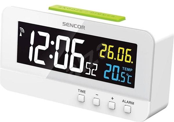 Sencor SDC 4800 W - Clock
