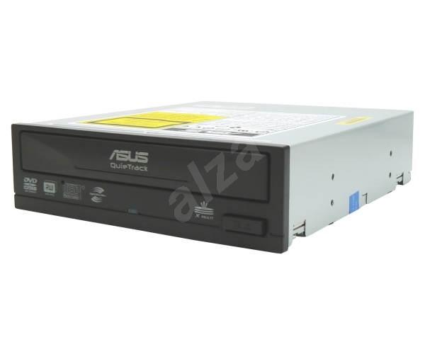 ASUS DRW-1814BL černá (black), DVR±R 18x, DVD+R9 8x, DVD-R DL 8x, DVD+RW 8x, DVD-RW 6x, DVD-RAM 14x, - DVD vypalovačka
