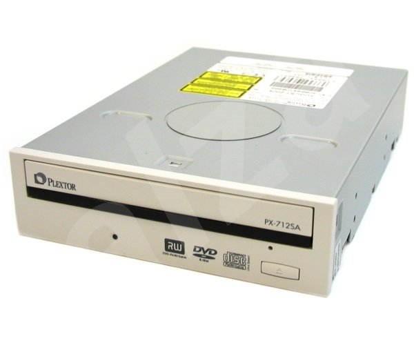 PLEXTOR PX-712SA SATA - DVD+R 12x, DVD-R 8x, DVD±RW 4x, interní bulk - DVD vypalovačka