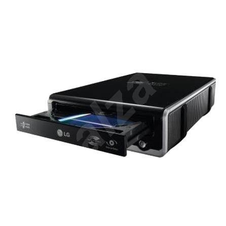 LG GE20LU černá + software - Externí vypalovačka