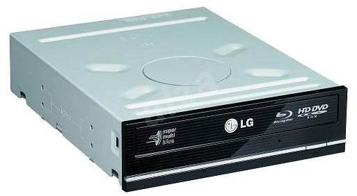 LG BH10LS-LRBB černá - Blu-Ray vypalovačka