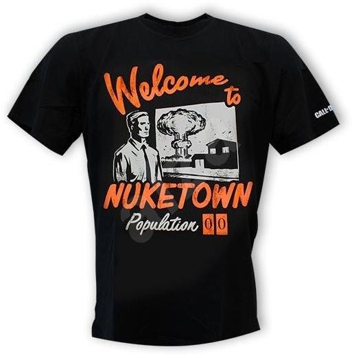 Call of Duty WWII - Division Nuketown T-Shirt - Tričko e20dbd5487
