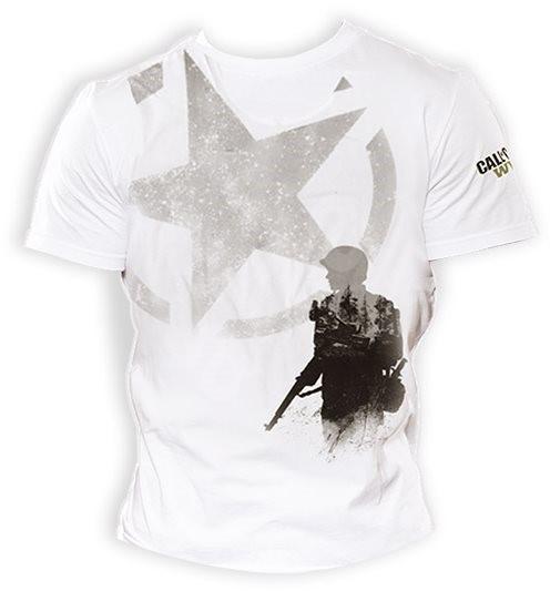 b160fd9bb745 Call of Duty WWII - Front Line Print T-Shirt - Tričko