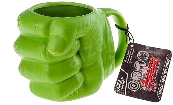 Marvel Hulk-shaped Mug - Mug