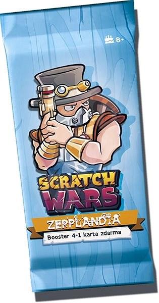 Scratch Wars - Booster Zepplandia - Card Game
