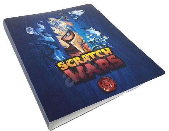 Scratch Wars - Album na karty hrdinů A5 - Sběratelské album