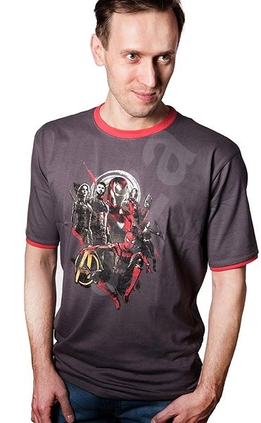 Marvel Infinity War Avengers - XL - Tričko