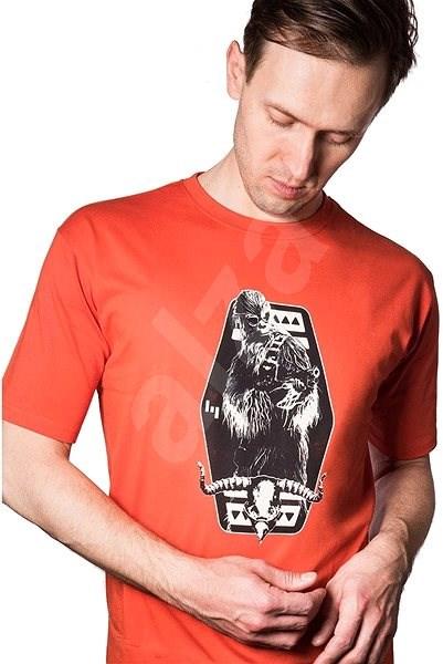 Star Wars Wookie T-Shirt - XL - Tričko