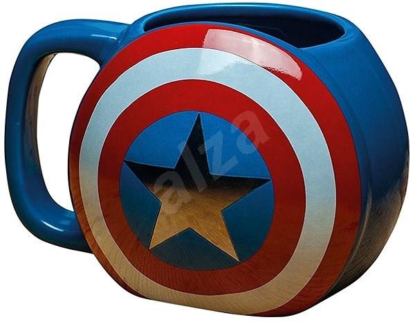 Captain America Shield Mug - Hrnek