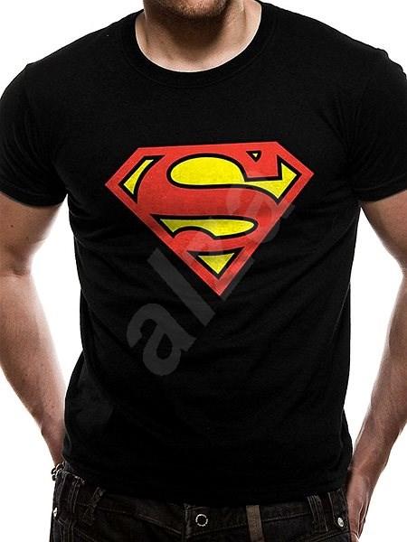 2594e43e5f16 Superman - tričko (pánské) XL - Tričko