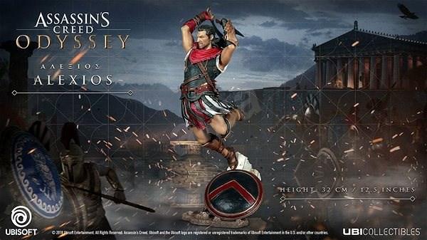 Assassins Creed Odyssey - Alexios - Figurka