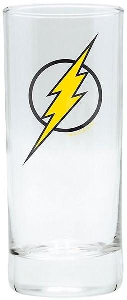 DC COMICS Flash - sklenička - Sklenice na studené nápoje