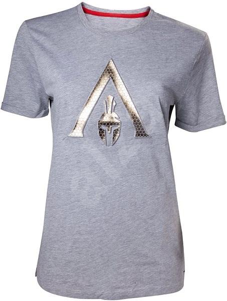 Assassins Creed Odyssey Embossed Logo triko - L - Tričko
