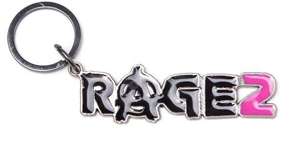 RAGE 2 - klíčenka - Klíčenka