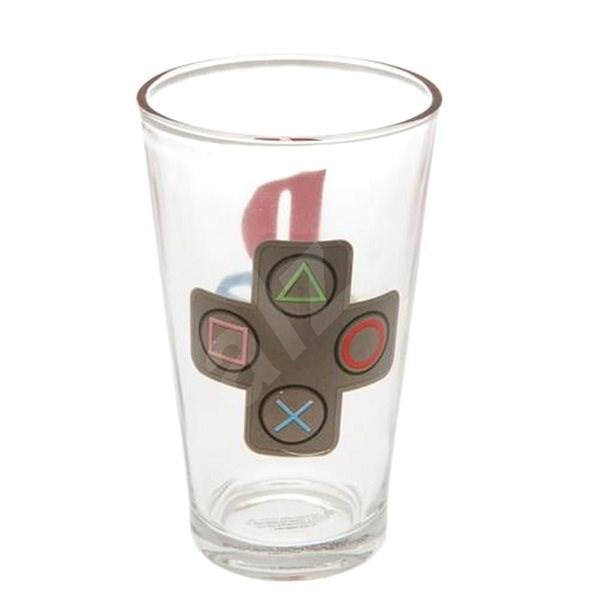 Playstation Buttons - sklenice - Sklenice na studené nápoje