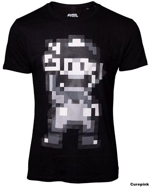16-bit Mario Peace - tričko XL - Tričko
