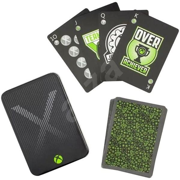 Xbox Icons - hrací karty - Karty