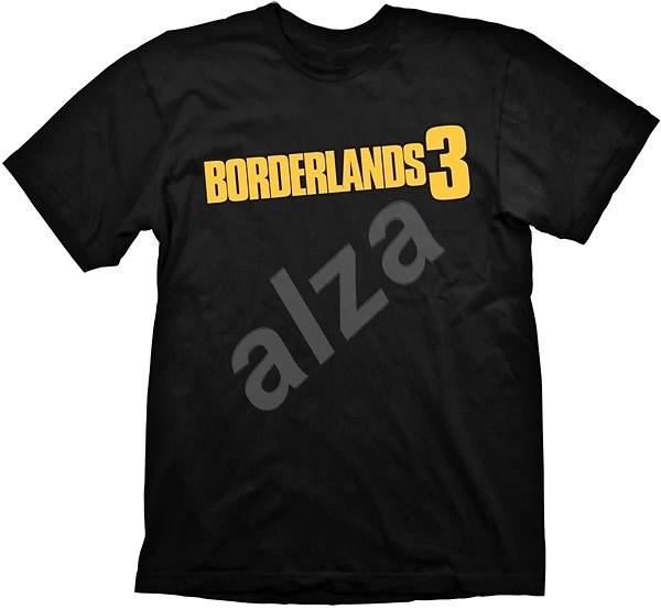 Borderlands 3 - tričko S - Tričko