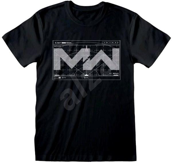 Call of Duty: Modern Warfare - tričko XL - Tričko