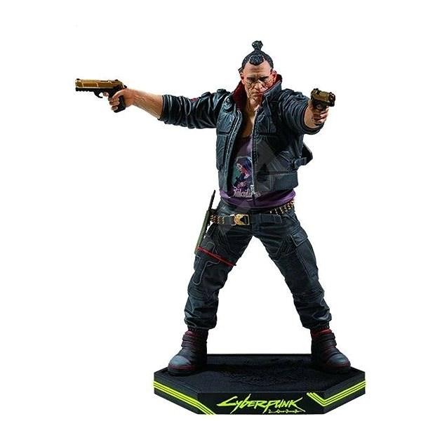 Cyberpunk 2077 - Jackie Welles Statue - figurka - Figurka