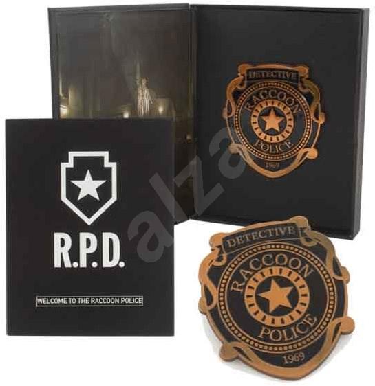 Resident Evil Stars Pin Badge - odznak - Dárková sada