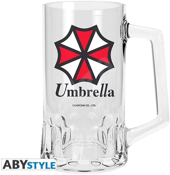 Resident Evil - Umbrella - korbel - Hrnek