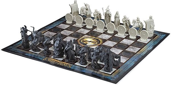 Lord of the Rings - Battle for Middle Earth Chess Set - šachy - Společenská hra