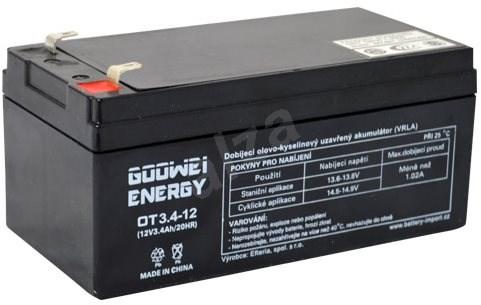 GOOWEI RBC35 - Nabíjecí baterie