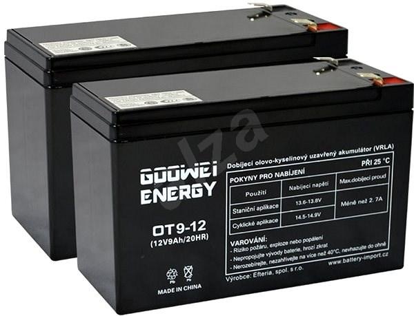 GOOWEI RBC113 - Nabíjecí baterie