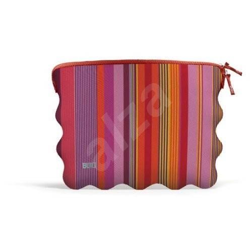 """BUILT Laptop Sleeve 15"""" barevné pruhované - Pouzdro na notebook"""
