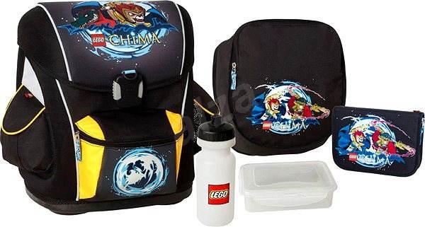 LEGO Supreme - CHIMA 6dílný set - Školní batoh. PRODEJ SKONČIL 41950dd1c8