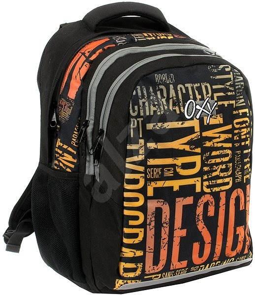 OXY One - Design - Školní batoh