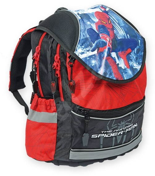 PLUS Disney Spiderman 2012 - Školní batoh