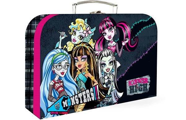 4a9df9054db ERGO Monster High - Dětský kufr