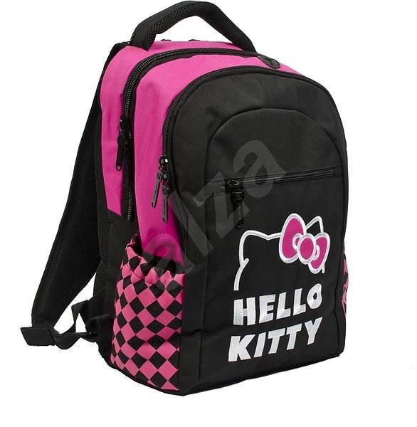 378034b262f SOFT Hello Kitty Iconic - Školní batoh