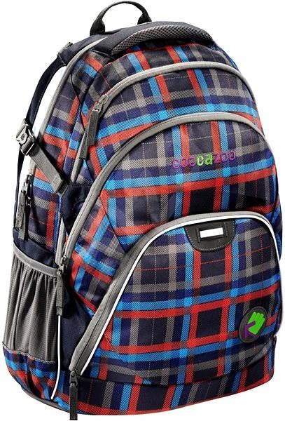 Školní batoh Coocazoo JobJobber - Dots Methyl - Dětský batoh
