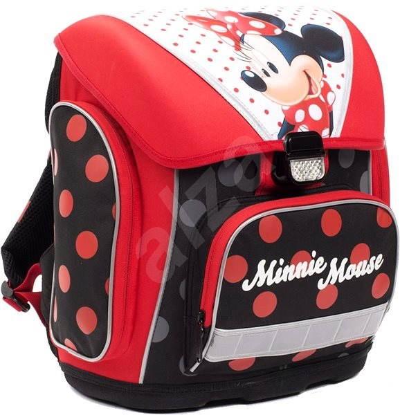 830cc6a6f19 PREMIUM Minnie Mouse - Školní batoh